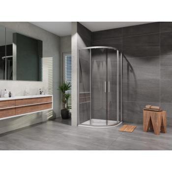 Sprchový kút Element oblúk