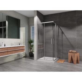 Sprchový kút Element štvorec