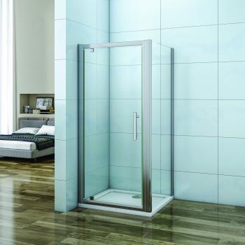 Sprchovacia zástena Quadro Pivot